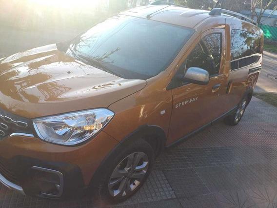 Renault Sandero Stepway La Mas Full De Todas