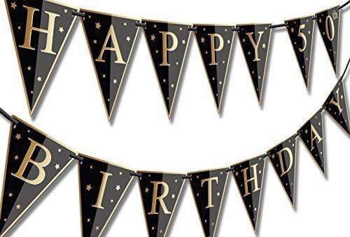 Pancarta De Feliz Cumpleaños  Adulto Decoraciones De Fiesta