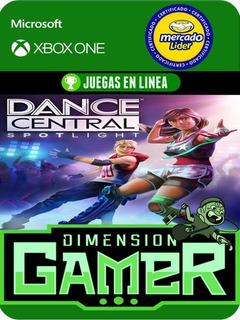 Dance Central Spotlight Xbox One Modo Local + En Linea