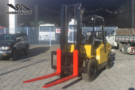 Empilhadeira Hyster H110 Xm - Ano: 2005