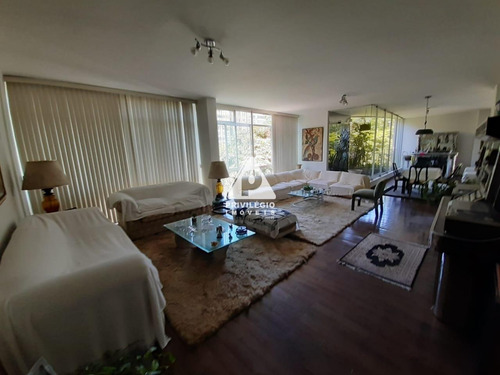 Apartamento À Venda, 4 Quartos, 1 Suíte, 2 Vagas, Copacabana - Rio De Janeiro/rj - 31394