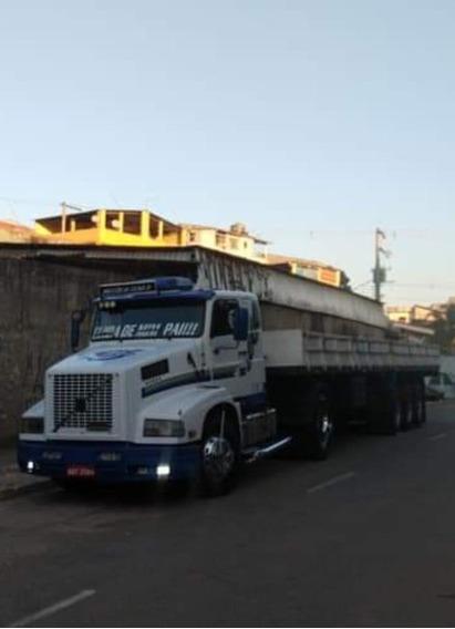 Conjunto Volvo Nl10 310 Intercooler + Carreta Grade Baixa 92