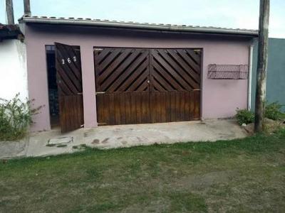 Bela Casa Jd Palmeiras Itanhaem Ref 4510