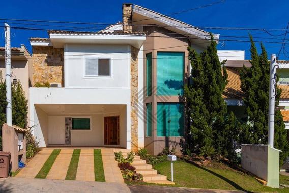 Sobrado Com 4 Dormitórios À Venda, 249 M² Por R$ 1.300.000,00 - Condomínio Tivoli Park - Sorocaba/sp - So4095