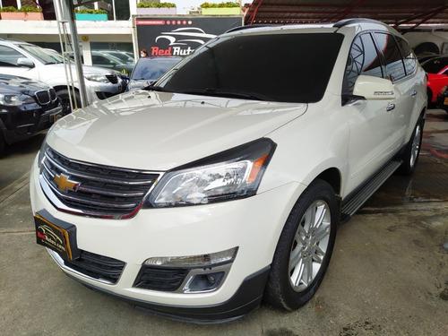 Chevrolet Traverse 2014 3,6l Lt Tp 3600cc 4x4