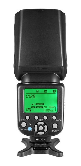 Flash Triopo Tr-586ex Tr586ex Tr586 Ttl Para Canon E Nikon