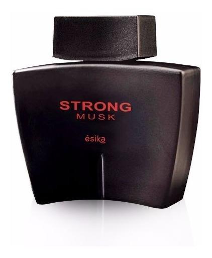 Perfume Strong Musk De Esika || Tienda Mimos
