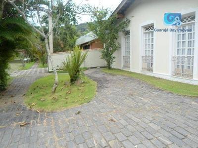 Casa À Venda - Condomínio Jardim Albamar - Guarujá - Ca1721