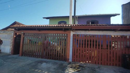 Imagem 1 de 8 de 4208-sobrado 2 Dormitórios Jardim Praia Grande Financiamento