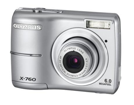 Vendo Camara Digital Olympus X760