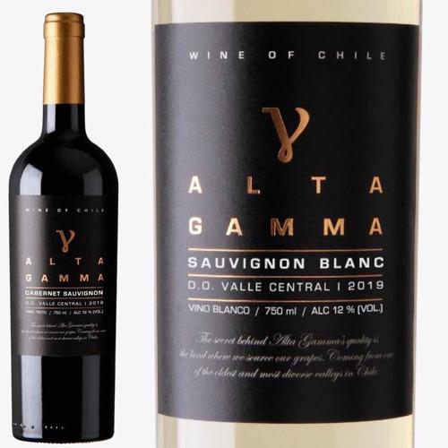 Vino Alta Gamma 750 Ml (12 Unidades)
