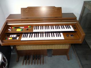 Co00090001 Organo Yamaha Electone Modelo B-35f