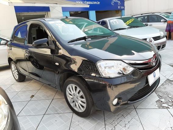 Toyota Etios 1.5 16v Xls 5p 2014