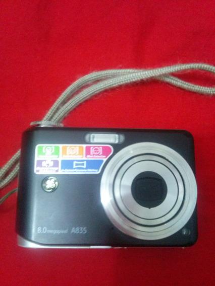 Câmera Digital Ge A835 8.0 Megapixels
