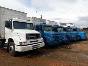 Mercedes-benz 1620 Baú Truck 6x2, Várias Unidades