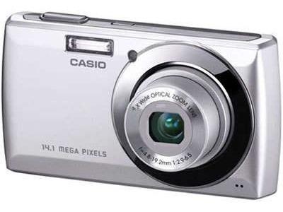 Câmera Digital Casio Qv-r100 14.1mp Tela 2.7