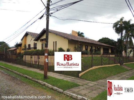 Casa Com 04 Dormitório(s) Localizado(a) No Bairro Padre Reus Em São Leopoldo / São Leopoldo - C133