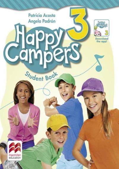Happy Campers 3 Sb - 1st Ed
