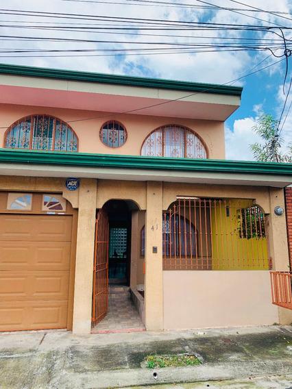 Hermosa Casa En Fátima, Desamparados