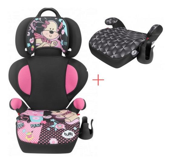Cadeira Cadeirinha Bebê + Assento De Carro De 15 A 36 Kg !!