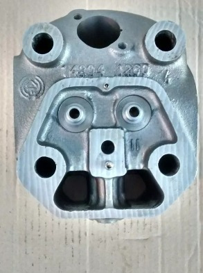Cabeçote Do Motor Yanmar Ns90/nsb90 Com Os Guias