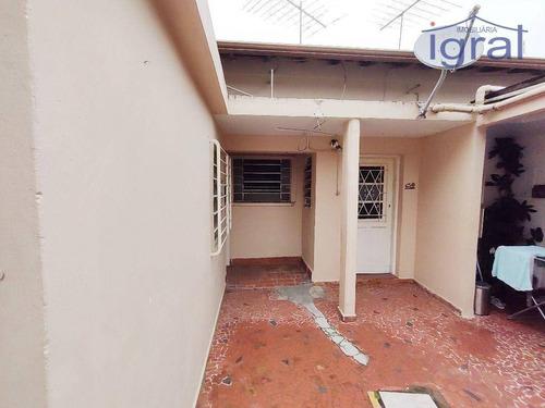 Casa Com 1 Dormitório Para Alugar, 50 M² Por R$ 1.150,00/mês - Cidade Vargas - São Paulo/sp - Ca1059
