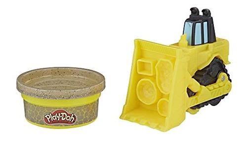 Mini Bulldozer Juguete Con 1 Lata De Piedra No Tóxica