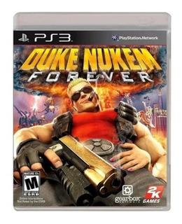 Duke Nukem Forever Ps3 - Nuevo - Sellado - Fisico