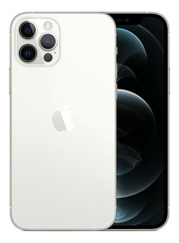 Celular Smartphone Apple iPhone 12 Pro Max 256gb Prata - Dual Chip