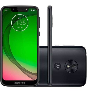 Celular Motorola Moto G7 Play 32gb 2gb 5.7 13mp 8mp