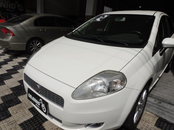 Punto 1.6 Essence 16v Flex 4p Manual