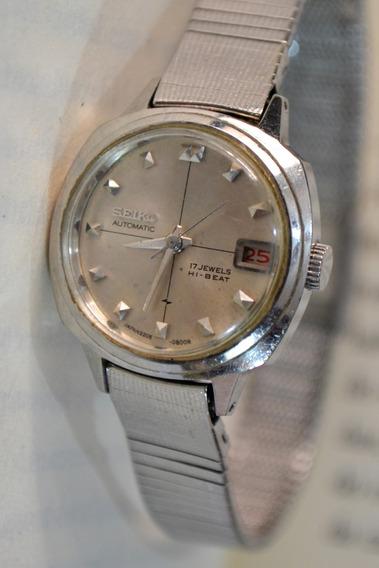 Relógio Seiko Automatic 17 Jewels Hi-beat 2205-0240 684688