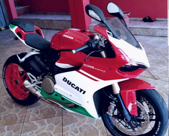 Ducati Panigale 1199 Italy