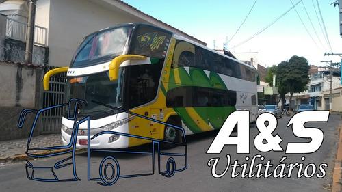 Marcopolo Dd 1800 2013 Scania Super Oferta Confira!! Ref.320