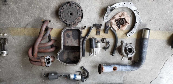 Kit Adaptação Motor Ap Em Chevette Com Kit Turbo