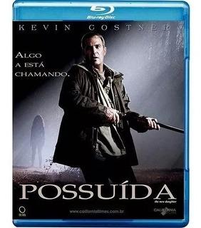 Blu-ray Possuída - Kevin Costner - Lacrado - Bd210