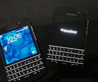 Blackberry Q10 Touch 4g Desbloqueado Wifi 16gb 8mp Seminovo*