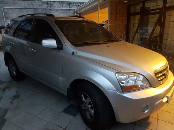 Kia Sorento 2.5 Ex 5p 140 Hp 2008