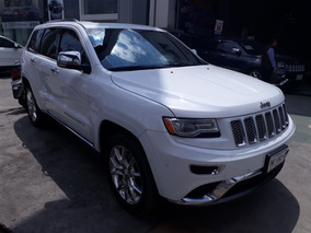 Jeep Grand Cherokee 5.7 Summit 4x4 Mt 2015 510mil Crédito