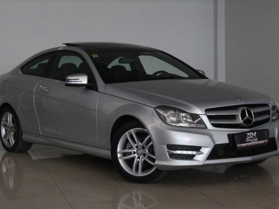 Mercedes-benz C-180 Cgi Coupé 1.6 16v Turbo, Jkl9121