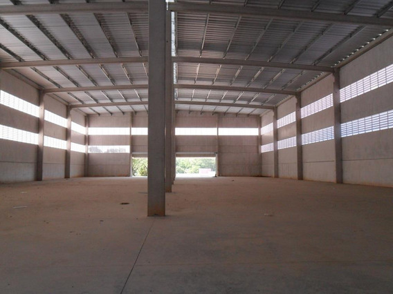 Galpão Industrial Para Locação, Estiva, Louveira. - Ga0033