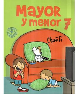 Mayor Y Menor 7 - Chanti