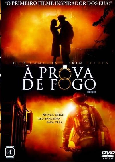 Dvd À Prova De Fogo 2008 Dublado + Outro Filme De Brinde