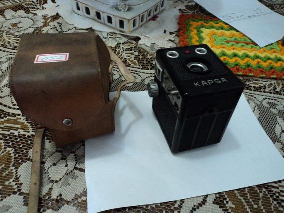 Antiga Maquina Fotografica Kapsa.