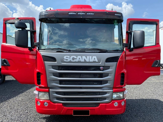 Scânia G420 2011 6x4 - Ar Condicionado
