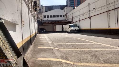 Prédio Comercial - Santana - Amplo Estacionamento  - St15876
