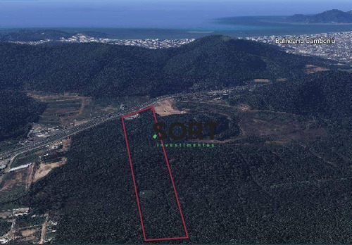 Galpão Com Terreno Para Locação Em Camboriú - Te0117