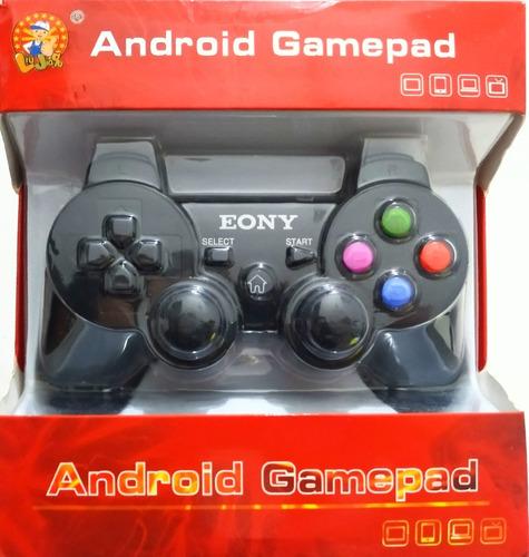 Controle Joystick Android Celular Pc Bluetooth Ljq-022 A@