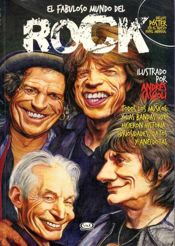 Libro: El Fabuloso Mundo Del Rock