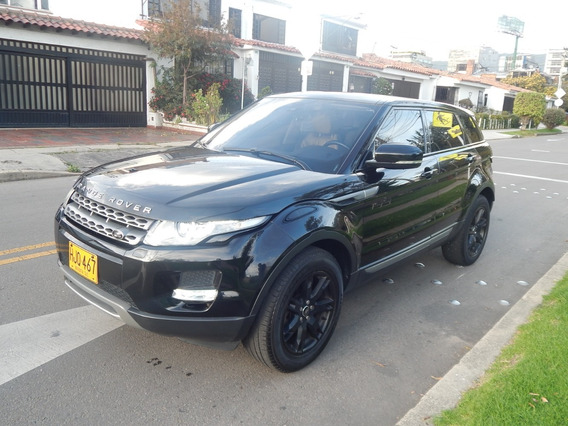 Range Rover Evoque 2.0t